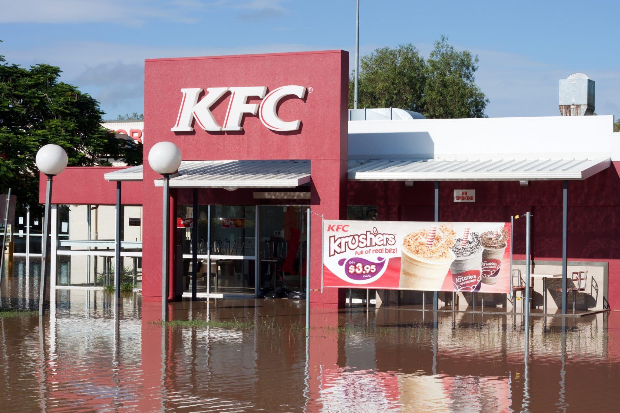 Emerald Flood 2010